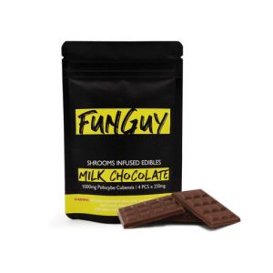 FunGuy Magic Mushrooms Milk Chocolate Bar
